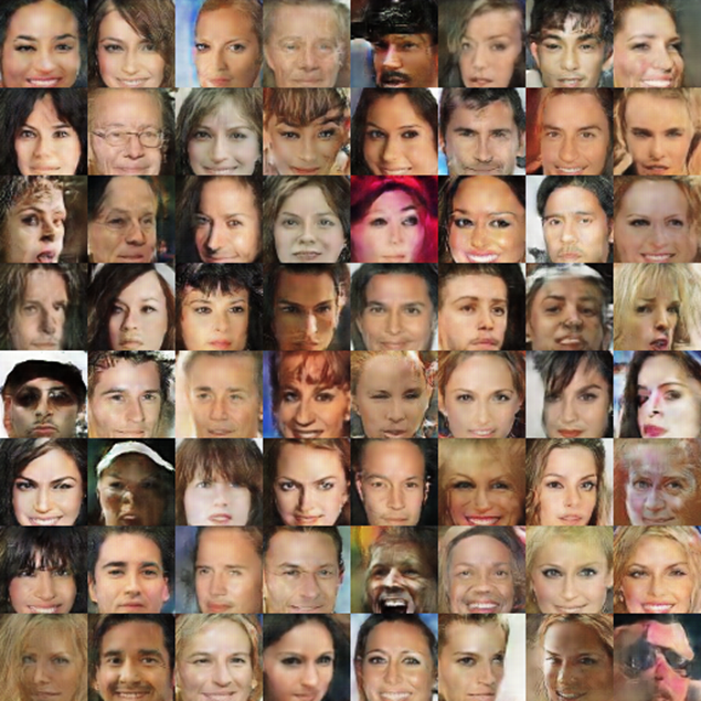 GANs for Face Aging problems — What does your face look like in the next few years?